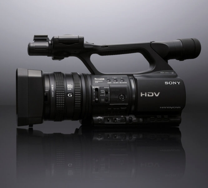 Sony HDR-FX1000