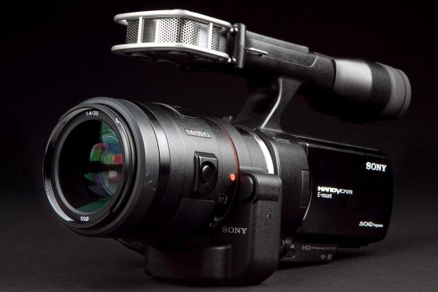 Sony NEX-VG30 / VG30H